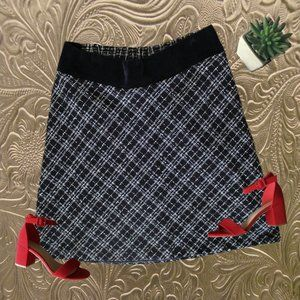 Maternity Old Navy Wool Blend Skirt Size Small